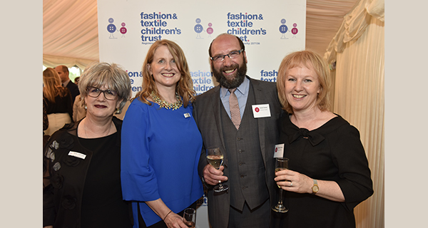 Fashion and Textile Children's Trust reception 16 June 2016
