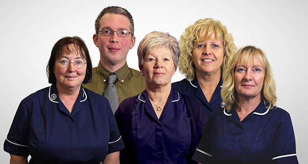 Newlife Charity nurses