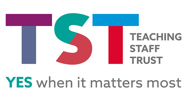 The Teaching Staff Trust's logo