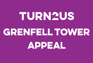 Turn2us Grenfell Tower Appeal