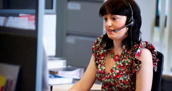 helpline advisor