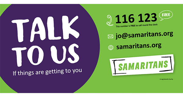 Image result for samaritans england