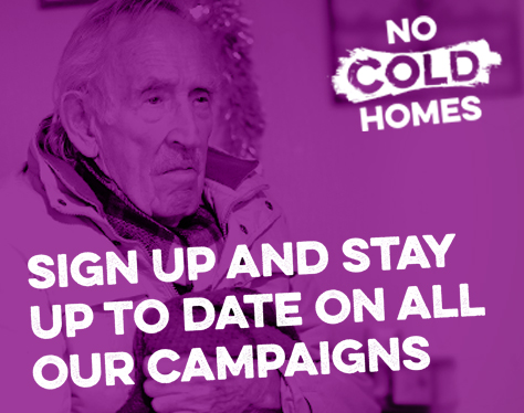 sign up and stay up to date on all our campaigns