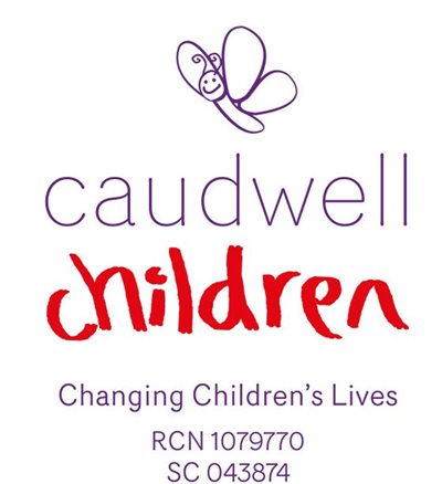Caudwell Children Charity Logo